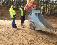 Cutter Bucket Development with a Customer